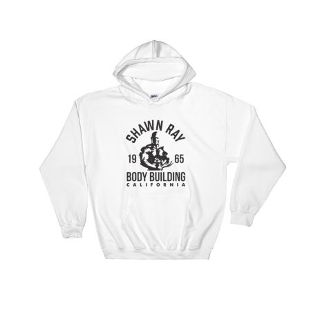 1965 BODYBUILDING Hooded Sweatshirt